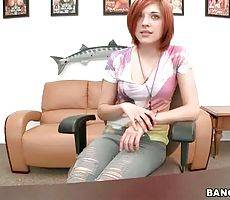 Lovely Redhead Babe Looks For Some Fun 3
